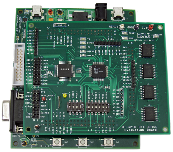 ADK-3210: HI-3210 ARINC 429 Octal Receiver Quad ...